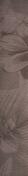 Listel carrelage pour sol en grès cérame émaillé CAPADOCE larg.8cm long.60cm coloris moka - Carrelages sols intérieurs - Cuisine - GEDIMAT