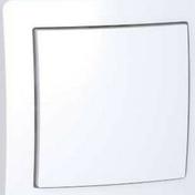 Interrupteur va et vient saillie blanc polaire ALREA - Boîte d'encastrement 1 poste pour cloison creuse Stop Air diam.67mm prof.40mm - Gedimat.fr