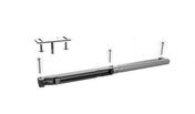 Amortisseur de fermeture Scrigno Slow pour porte coulissante - Kit d'habillage à finir pour caisson à galandage assemblé (marque Doortech) larg.1,20m à 1,60m - Gedimat.fr