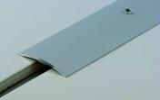 Profilé pour sols DINAC 40mmx2,70m - Quincaillerie de portes - Menuiserie & Aménagement - GEDIMAT