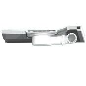 Bonde pour receveur KINESURF - Radiateur sèche serviettes Goreli Blanc 500 W étroit - Gedimat.fr