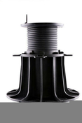 Plot réglable pour lambourde hauteur de 140 à 230 mm - Poutre béton armé RAID 7 larg.10cm haut.7cm long.4,50m - Gedimat.fr