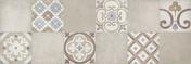 Décor MAISON pour mur en faïence satinée MAISON larg.25cm long.75cm coloris vison - Tuile 2/3 pureau CANAL S coloris alezane - Gedimat.fr