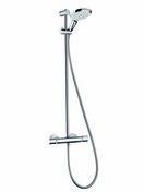 Combiné de douche non hydro MY SELECT SEMIPIPE HANSGROHE laiton chromé - Colonnes et Combinés de douches - Salle de Bains & Sanitaire - GEDIMAT
