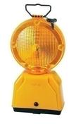 Lampe de chantier clignotante - Protections des chantiers - Outillage - GEDIMAT