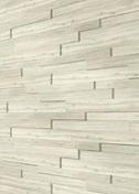 Lambris effet 3D SP300 lames ép.15mm larg.panachées 80-100-120mm Long.840mm chêne gris crème - GEDIMAT - Matériaux de construction - Bricolage - Décoration