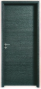 Bloc-porte FUJI haut.2,04m larg.73cm gauche poussant revêtu mélaminé finition gris basalte - Bardelis droit PLATE 20x30 coloris rethaise - Gedimat.fr