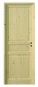 Bloc-porte CELIA huisserie 72x45mm en épicéa haut.204cm larg.73cm droit poussant - Peinture acrylique ESCALIERS & PLANCHERS sans sous-couche bidon de 2 litres coloris grain de sable satiné - Gedimat.fr