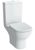 Pack Wc sortie horizontale D-Light en porcelaine haut.86cm larg.65cm long.34,5cm blanc - Poutre en béton précontrainte PSS LEADER section 20x20cm long.2,60m - Gedimat.fr