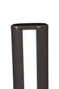 Led pour poteau clôture Claustra ép.30mm larg.30mm long.1.80m - Clé à molette acier chrome-vanadium 300mm serrage maxi 34mm - Gedimat.fr