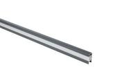 Lisse lumineuse recoupable ép.23mm larg.60mm long.1.736m Gris anthracite sablé - Poutre NEPTUNE section 12x35 long.4,50m pour portée utile de 3.6 à 4.1m - Gedimat.fr