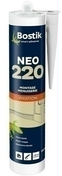 Colle néoprène multi usages NEO 220 cartouche de 280ml - Colles - Adhésifs - Quincaillerie - GEDIMAT