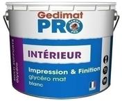 Peinture glycéro mat 10L - Faîtière de ventilation coloris castelviel - Gedimat.fr