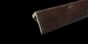 Cornière d'angle Sapin du Nord traitement par autoclave Classe 3.1 section 60x60mm long.3m Marron - Bardage Red Cedar profil Saint Louis qualité Clear 2 ép.18mm larg.(utile) 137mm long.2,45m - Gedimat.fr