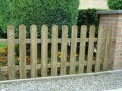 Clôture en bois plate long.180 cm haut.80 cm - Enduit de lissage bois en pâte BOSTIK tube de 330gr - Gedimat.fr