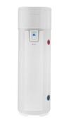 Chauffe-eau thermodynamique PAGOSA 270L - Induction 3 zones ACCESSION coloris noir - Gedimat.fr