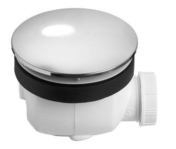 Twisto d90 dome metal d120 - Vidages - Cuisine - GEDIMAT