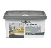 Peinture multi-supports satin 2.5 l béton - Peintures - Peinture & Droguerie - GEDIMAT