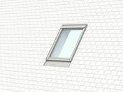 Raccord pour fenêtre VELUX sur ardoises EDN MK04 type 0000 pose encastrée - Fenêtres de toit - Raccords - Couverture & Bardage - GEDIMAT