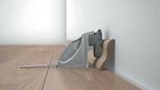 Kit Fixapress aide à la pose de plinthes 30 pièces - Colles - Adhésifs - Peinture & Droguerie - GEDIMAT