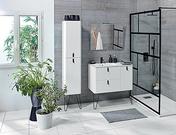 Applique ADRIANA chromée - Armoires de toilette et Accessoires - Salle de Bains & Sanitaire - GEDIMAT