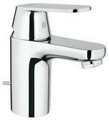 Mitigeur de lavabo taille S Eurosmart Cosmopolitan GROHE chromé - Kit habillage RHEDA pour châssis à galandage cloison 100mm finition chêne gris haut.204cm larg.83cm - Gedimat.fr