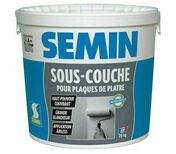 Sous couche SEMIN - seau de 25kg - Peintures sous-couches - Peinture & Droguerie - GEDIMAT