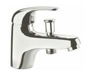 Mitigeur bain/douche monotrou Dipra Léto chromé - Bains-douches - Salle de Bains & Sanitaire - GEDIMAT