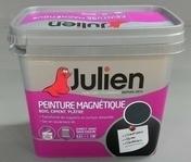 Peinture technique MAGNETIQUE sans sous-couche bidon de 0,5 litre coloris gris mat - Peintures - Peinture & Droguerie - GEDIMAT
