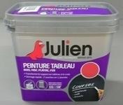 Peinture acrylique TABLEAU sans sous-couche bidon de 0,5 litre coloris rouge intense - Bombes de peinture - Peinture & Droguerie - GEDIMAT