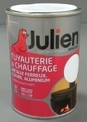 Peinture TUYAUTERIE & CHAUFFAGE sans sous-couche bidon de 0,25 litre coloris noir mat - Poutrelle en béton LEADER 114 haut.11cm larg.9,5cm long.4,60m coutures - Gedimat.fr