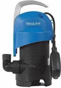 Pompe vide-cave eaux claires et chargées 8,4m3/h Tallas D-DW 400 - Pompes et Accessoires - Aménagements extérieurs - GEDIMAT