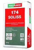 Enduit de ragréage autolissant 174 SOLISS - sac de 25kg - Gedimat.fr