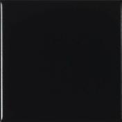Faïence murale brillante dim.20x20cm coloris Negro boite de 1m² - Colle carrelage allégée WEBER.FIX PREMIUM blanc en pâte seau de 5kg - Gedimat.fr
