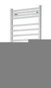 Radiateur sèche-serviettes ANGORA 500W long.50cm haut.105,1cm - GEDIMAT - Matériaux de construction - Bricolage - Décoration