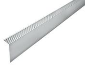 Cornière aluminim anodisér pour lames de terrasse FOREXIA & ATMOSPHERE ép.37mm larg.71mm long.2m - Clins - Bardages - Aménagements extérieurs - GEDIMAT