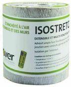 Adhésif ISOSTRETCH - rouleau de 10mx150mm - Accessoires isolation - Isolation & Cloison - GEDIMAT