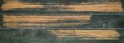Décor PAINTGOLD pour sol intérieur en grès cérame coloré dans la masse rectifié larg.20cm long.180cm coloris noir - GEDIMAT - Matériaux de construction - Bricolage - Décoration