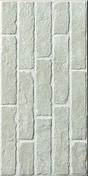 Carrelage pour mur en faïence BELA larg.25cm long.50cm coloris blanco - Double de rive d'égout ROMANE-CANAL coloris vieilli Languedoc - Gedimat.fr