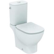Pack WC haut.78,5 cm P 66,5 cm long. 31 cm TESI  - WC - Mécanismes - Salle de Bains & Sanitaire - GEDIMAT
