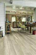Sol stratifié LL150 ép.8mm larg.22 cm long.2.052m chêne hangar à bateaux - Sols stratifiés - Menuiserie & Aménagement - GEDIMAT