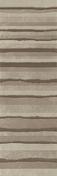 Décor LINED pour mur en faïence NUXE larg.25cm long.75cm coloris sand brown - Carrelages murs - Cuisine - GEDIMAT