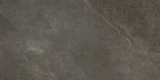 Carrelage pour sol intérieur en grès cérame émaillé CLAYSTONE larg.45cm long.90cm coloris gris foncé - Carrelage pour mur en faïence NORDKAPP larg.20cm long.40cm coloris blanc - Gedimat.fr