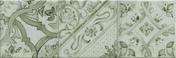 Décor PORTLAND pour mur en faïence mate RIVERSIDE larg.20cm long.60cm coloris G-gris - Kit de douche 1 jet FLORA chromé - Gedimat.fr
