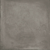 Carrelage pour sol intérieur en grès cérame émaillé RIVERSIDE dim.45x45cm coloris 45G gris foncé - Fronton pour faîtière 1/2 ronde à recouvrement coloris amarante rustique - Gedimat.fr