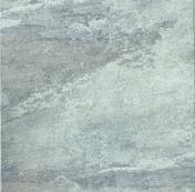 Carrelage pour sol extérieur en grès cérame émaillé VOLCANO QB U3P3E3C2 antidérapant R11/PC20 C/PN24 dim.34 x 34 cm gris - Rive individuelle droite PLATE 20x30 coloris vieilli - Gedimat.fr