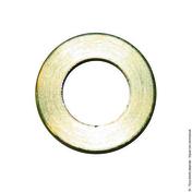 Rondelle laiton (x4) diam.14mm - Quincaillerie d'ameublement - Menuiserie & Aménagement - GEDIMAT