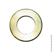 Rondelle laiton (x4) diam.16mm - Quincaillerie d'ameublement - Quincaillerie - GEDIMAT
