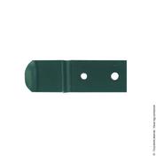 Crochet de rappel volets doubles noir x2 - Quincaillerie de fenêtres - Menuiserie & Aménagement - GEDIMAT