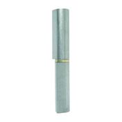 Paumelle Profilsoud à souder Long.100mm brut - Quincaillerie d'ameublement - Menuiserie & Aménagement - GEDIMAT